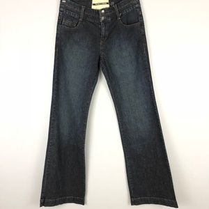 Anthro Daughters of Liberation Wide Leg Jeans 28